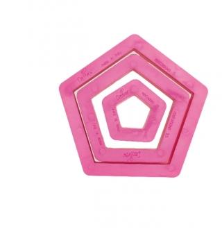 Tagliapasta pentagono