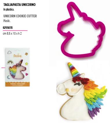 Tagliapasta unicorno