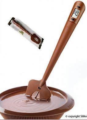 Termometro per cioccolata