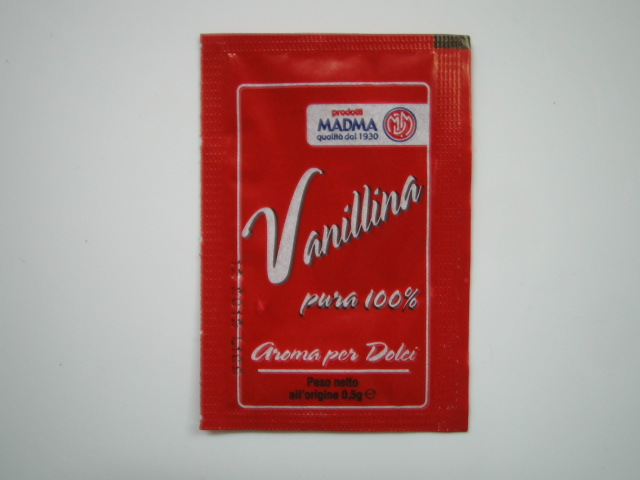 Vanillina macinata